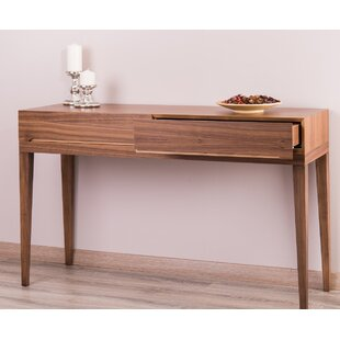 Corrigan Studio Ariah Walnut Console Table