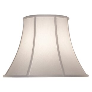 19 Silk/Shantung Bell Lamp Shade