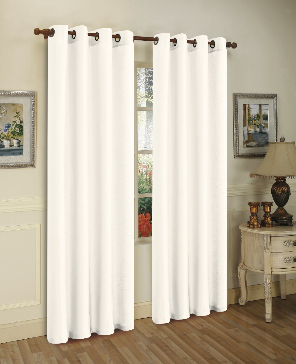 White Winston Porter Curtains Drapes You Ll Love In 2021 Wayfair