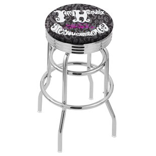 Jimi Hendrix 25 Swivel Bar Stool Holland Bar Stool