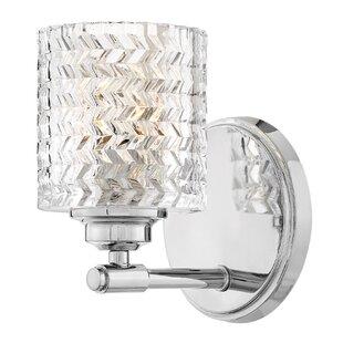 Elle 1-Light Armed Sconce by Hinkley Lighting