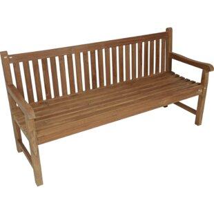 Teak Bench Image