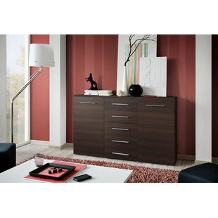 Deberry 5 Drawer Combi Chest By Metro Lane