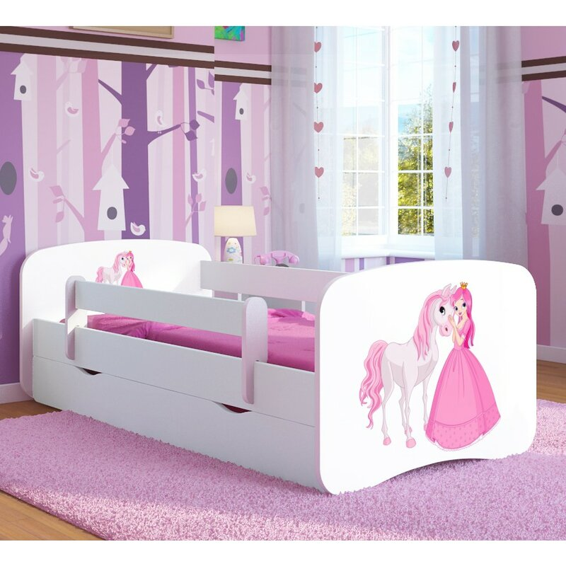 Zipcode Design Caswell Convertible Toddler Bed with ...