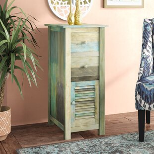 Beachcrest Home Magnus Painted Rustic 2 Drawer Chest