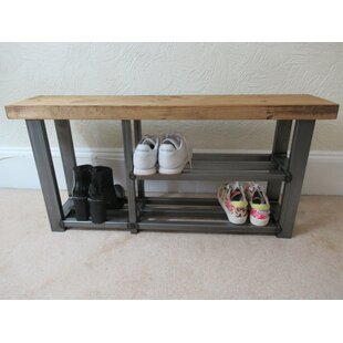 6 Pair Shoe Rack By Union Rustic