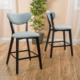 Compare & Buy Tabor 24.5 Bar Stool (Set of 2) by Latitude Run Reviews (2019) & Buyer's Guide