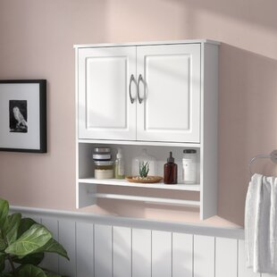 Justine 25 W x 28.7 H Wall Mounted Cabinet by Winston Porter