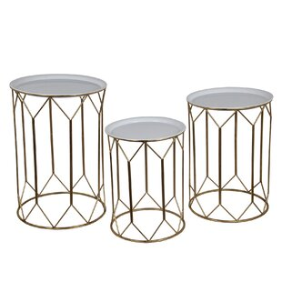 Calne 3 Piece Nesting Tables by Mercer41