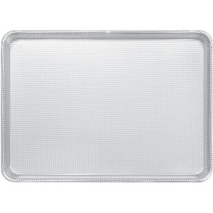 Half Size Perforated Glazed Aluminum Sheet Pan
