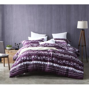 Parley Mulberry Lilac Comforter