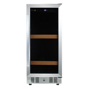 3 Bottle Single Zone Convertible Wine Cooler by Fagor