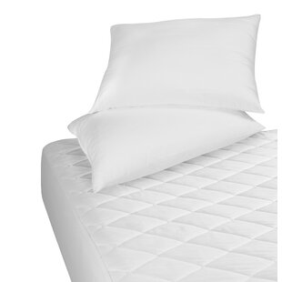 Finnick Ultra Thickness Protector Stretch Fitted Skirt Cotton Mattress Pad