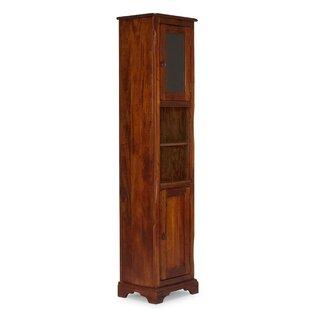 Catana 45 X 188cm Free-standing Tall Bathroom Cabinet By Massivum