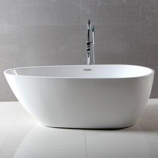 Large Free Standing Tub | Wayfair