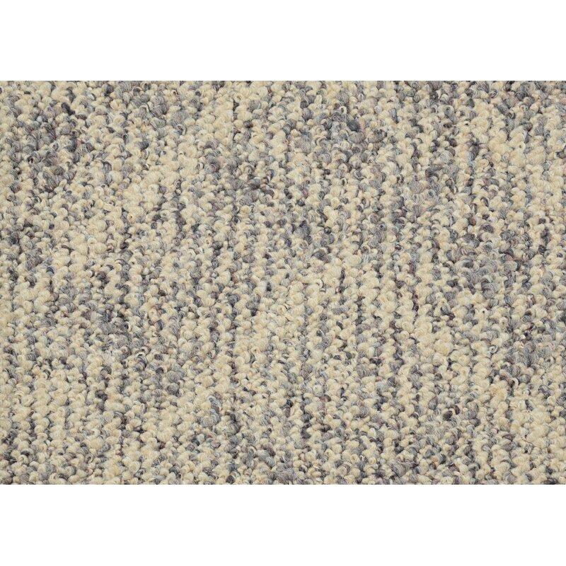 Winston Porter Byrum Classic Berber Gray Area Rug Reviews Wayfair