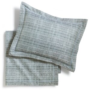 Biagio Down and Feathers Pillow by Peacock Alley