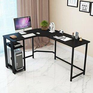 Ebern Designs Knox L- Shaped Desk