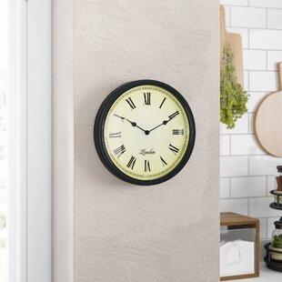 cute clocks wayfair