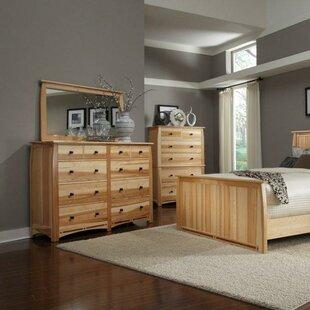 Loon Peak Asdsit 8 Drawer Double Dresser