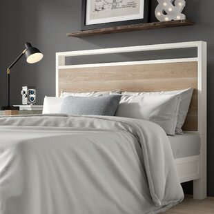 Read Reviews Frieda Panel Headboard by Canora Grey Reviews (2019) & Buyer's Guide