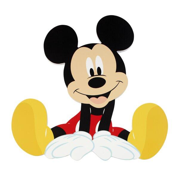 Mickey Mouse Bathroom Decor | Wayfair
