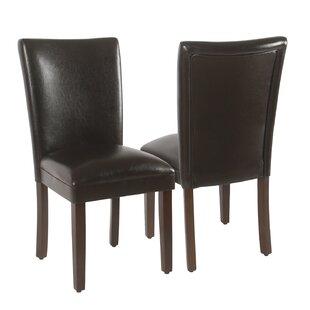 Charlton Home Kelm Upholstered Dining Cha..