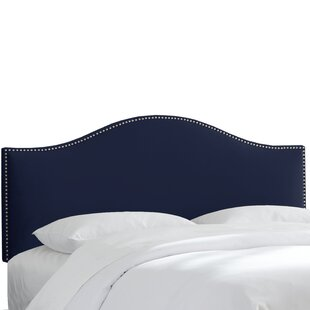 Caja Upholstered Panel Headboard by Longshore Tides