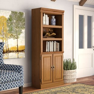 Brody Standard Bookcase By Andover Mills