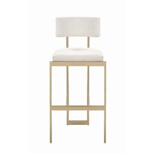 Wellesley 30 Bar Stool by Everly Quinn