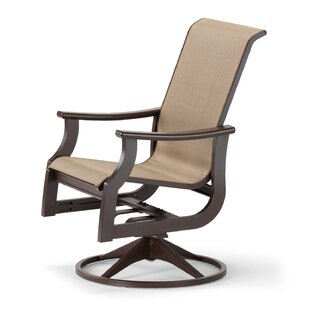 St. Catherine Swivel Patio Dining Chair