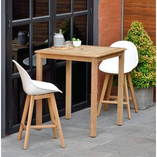 Cruce 3 Piece Bar Height Dining Set by Co..