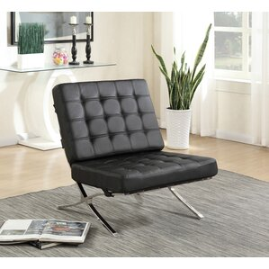 Mia Lounge Chair by Crown Mark