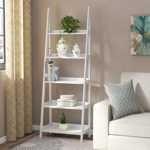 Annette Ladder Bookcase