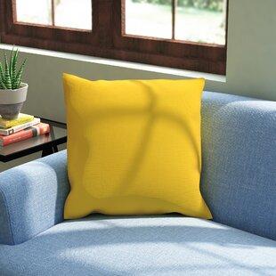 Alarick Cotton Throw Pillow