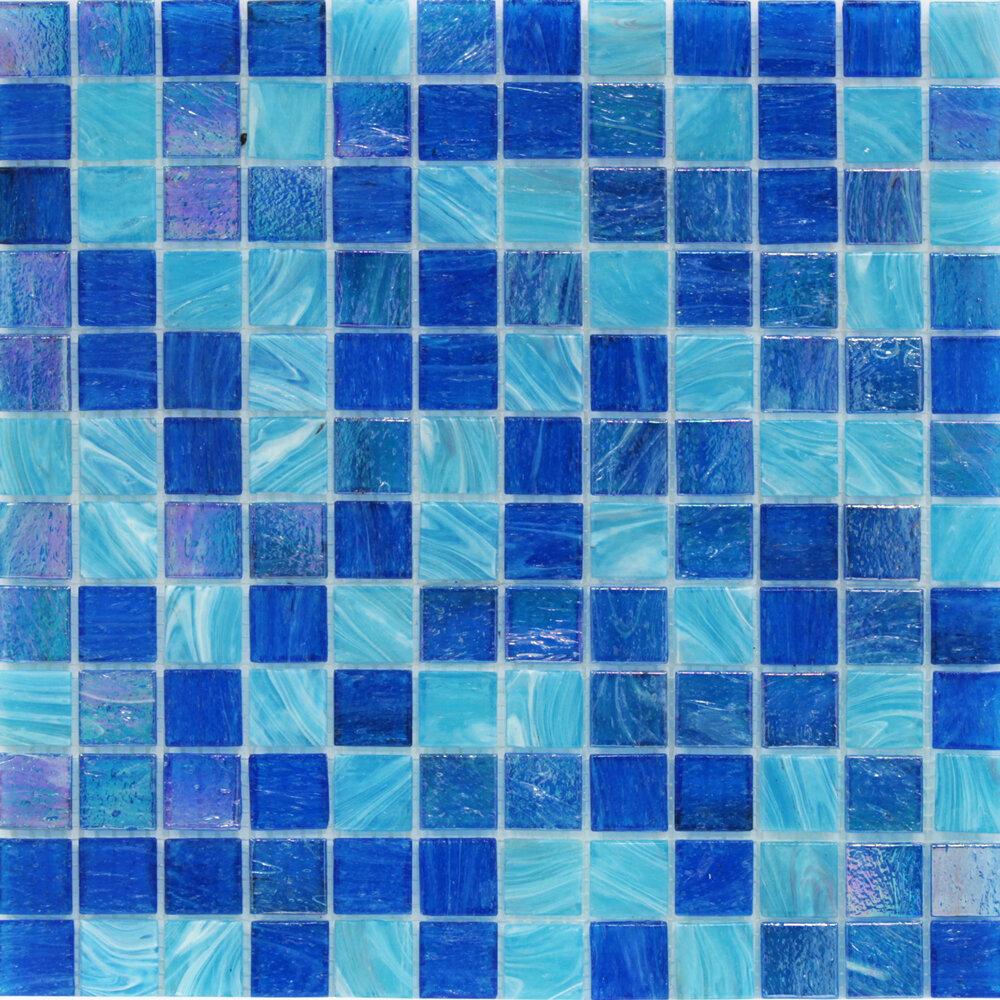 Splashback Tile Aqua 1\