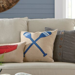 Acebes Oar Pillow Cover
