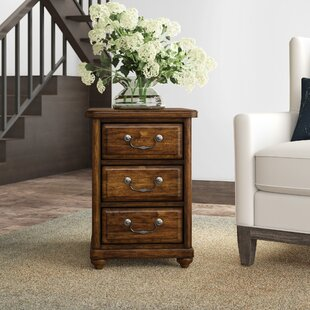 Tynecastle End Table with Storage