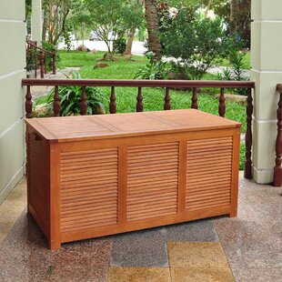 Atlantic Outdoor Outdoor Eucalyptus Deck Box