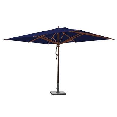 13 X 10 Rectangular Market Umbrella by Greencorner Design