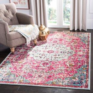 Oriental Pink Area Rugs You Ll Love In 2021 Wayfair
