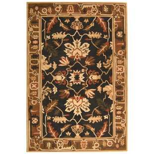 Rodeo Drive Graphite Camel Area Rug