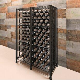 Bin 96 Bottle Floor Wine Rack by VintageView