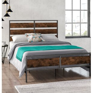 Fabienne Queen Panel Bed by 17 Stories