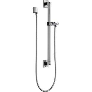 Delta Adjustable Slide Bar and Grab Bar Shower Faucet