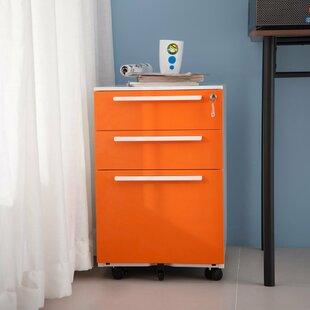 Ebern Designs Montagna 3-Drawer Vertical Filing Cabinet