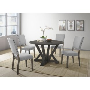 Gracie Oaks Bateson 5 Piece Dining Set