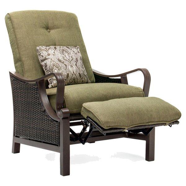 Perfect Three Posts Sherwood Luxury Recliner Chair With Cushions U0026 Reviews   Wayfair