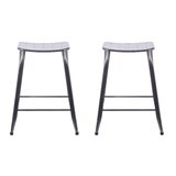 Quest 24 Bar Stool (Set of 2) by Ebern Designs