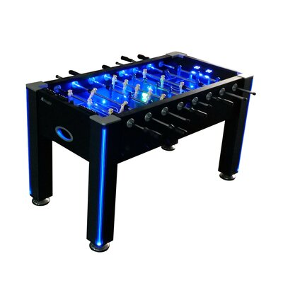 Atomic Game Tables Atomic Azure 58.25'' Foosball Table